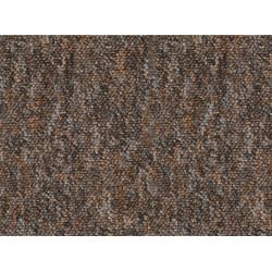 Metrážový koberec Polaris 18 Hnědý