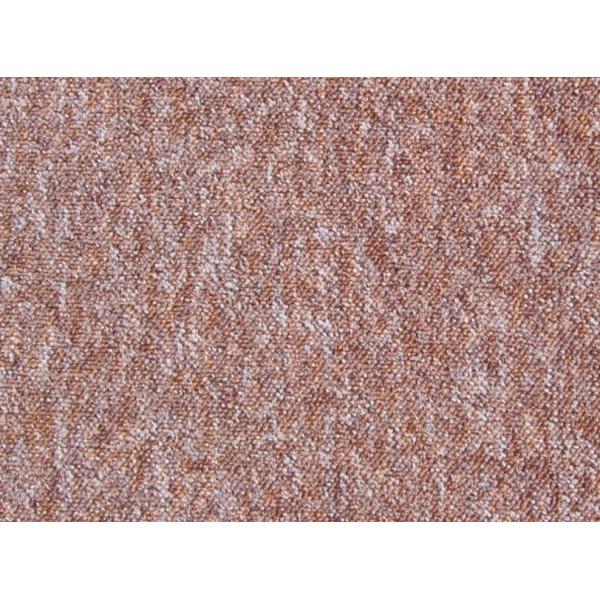 Metrážový koberec Polaris 16 Červený