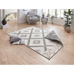 Kusový koberec Twin Supreme 103428 Malibu grey creme