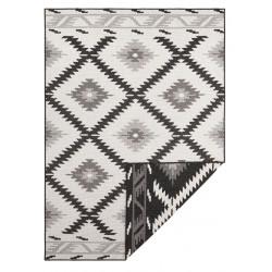 Kusový koberec Twin Supreme 103429 Malibu black creme