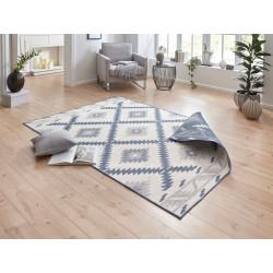 Kusový koberec Twin Supreme 103430 Malibu blue creme