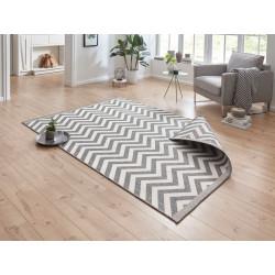 Kusový koberec Twin Supreme 103432 Palma grey creme