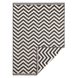 Kusový koberec Twin Supreme 103433 Palma black creme