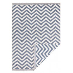 Kusový koberec Twin Supreme 103435 Palma blue creme