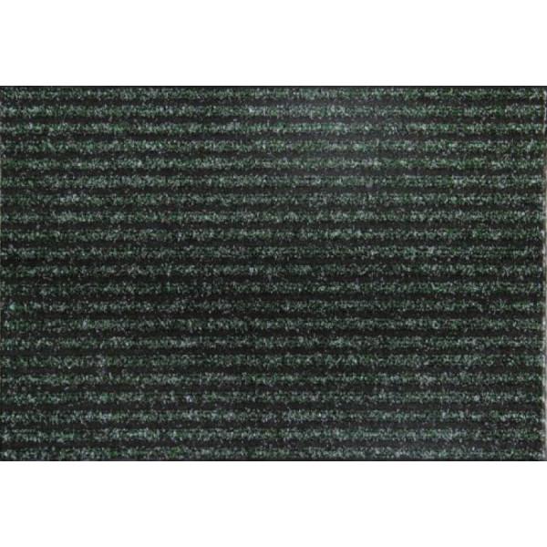 Vifloor - rohožky Rohožka Sheffield zelená 29, koberců 40x60 Zelená - Vrácení do 1 roku ZDARMA