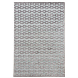 Kusový koberec Mint Rugs 103495 Bouton grey blue