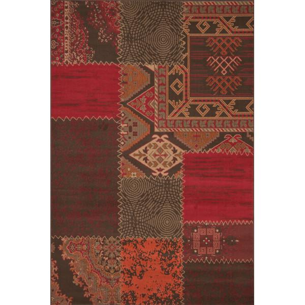 Kusový koberec Contempo CON 139 red