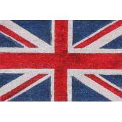 Rohožka Kokos barevná vlajka
