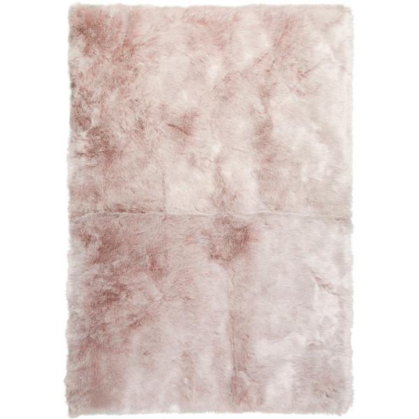 Kusový koberec Samba 495 Powderpink