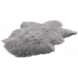 Kusový koberec Tibetian sheep 200 Grey