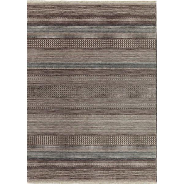 Osta luxusní koberce Kusový koberec Djobie 4533 601, koberců 250x345 Hnědá - Vrácení do 1 roku ZDARMA