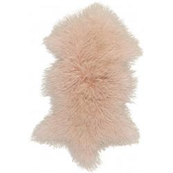 Kusový koberec Tibetian sheep 200 Powder Pink
