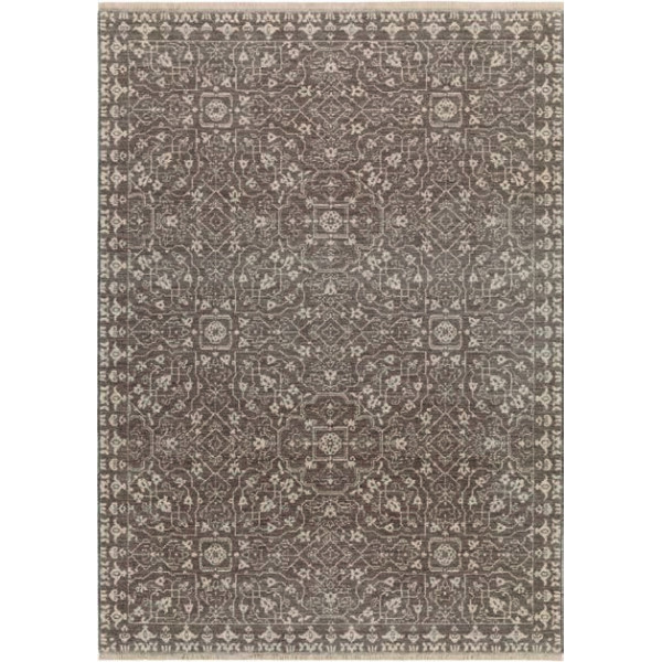 Osta luxusní koberce Kusový koberec Djobie 4555 600, koberců 250x345 Hnědá - Vrácení do 1 roku ZDARMA