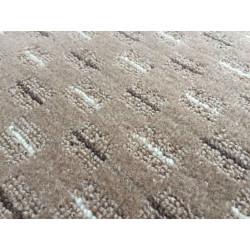 Metrážový koberec Valencia béžová