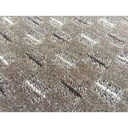 Metrážový koberec Valencia hnědá