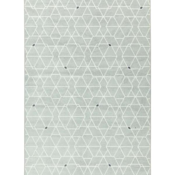 Osta luxusní koberce Kusový koberec Piazzo 12149 910, kusových koberců 60x120 cm% Šedá - Vrácení do 1 roku ZDARMA vč. dopravy
