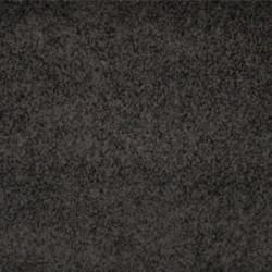 Kusový černý koberec Color Shaggy čtverec