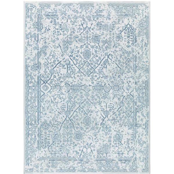 Osta luxusní koberce Kusový koberec Piazzo 12176 515, koberců 120x170 cm Modrá - Vrácení do 1 roku ZDARMA