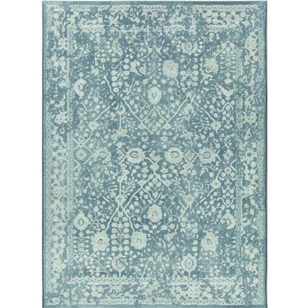 Osta luxusní koberce Kusový koberec Piazzo 12176 535, koberců 120x170 cm Zelená - Vrácení do 1 roku ZDARMA