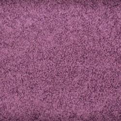 Kusový fialový koberec Color Shaggy čtverec