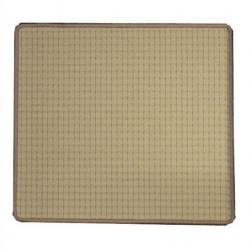 Kusový koberec Birmingham béžový čtverec
