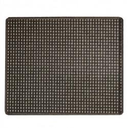 Kusový koberec Birmingham antracit čtverec