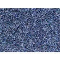 Metrážový koberec Lindau 39 Modrý