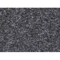 Metrážový koberec Lindau 50 černý