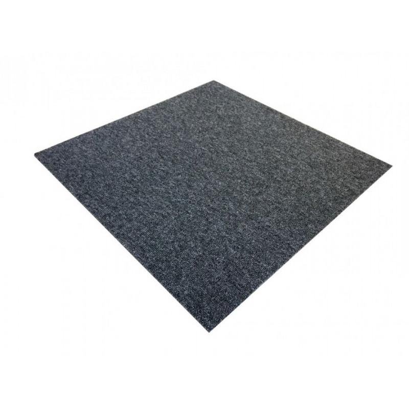 Kobercový čtverec Vienna dark grey 7278