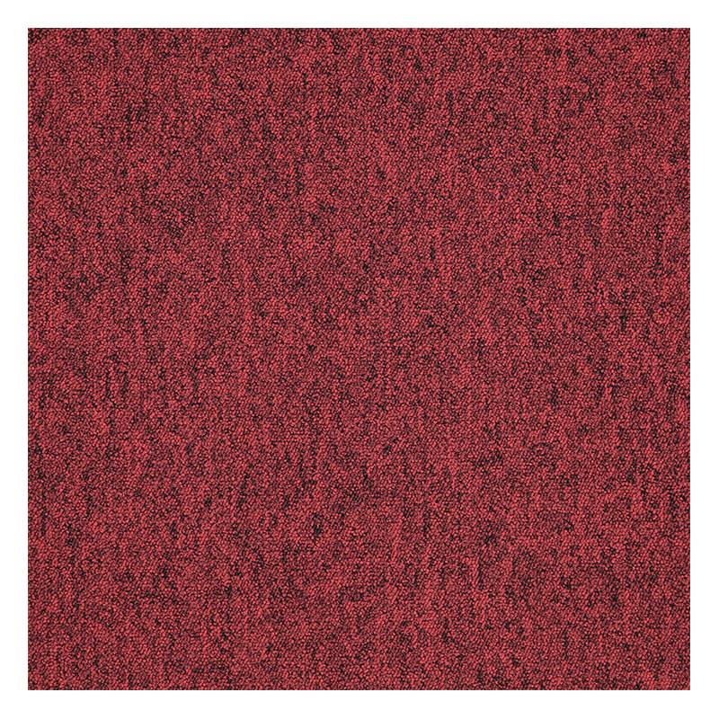 Kobercový čtverec Cobra 5580 červená