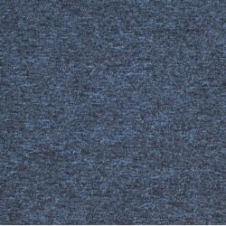 Kobercový čtverec Sonar 4483 tmavě modrý