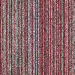 Kobercový čtverec Cobra Lines 5624 červená