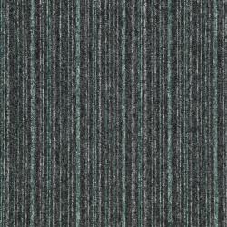 Kobercový čtverec Sonar Lines 4577 zelenočerný