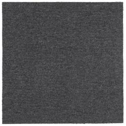 Kobercový čtverec Easy 103475 antracite (20 kusů)