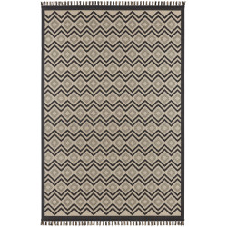 Kusový koberec Intense 103298 beige black