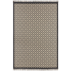 Kusový koberec Intense 103297 beige black