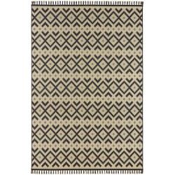Kusový koberec Intense 103300 beige black