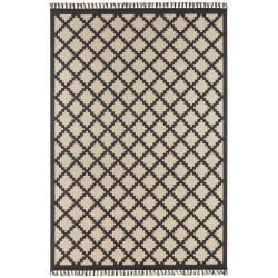 Kusový koberec Intense 103301 beige black
