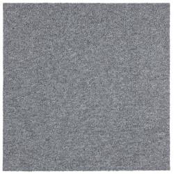 Kobercový čtverec Easy 103477 šedý (20 kusů)