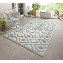 Kusový koberec Botany Aqua Blue 103311