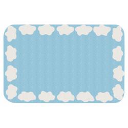 Protiskluzový kusový koberec Niños 103085 Blue 67x120 cm