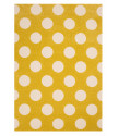 Dětský kusový koberec Vini 103035 Yellow Creme 120x170 cm