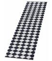 Protiskluzový běhoun Home Black Grey 103167
