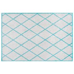 Protiskluzová rohožka Home Blue 103170