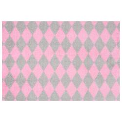 Protiskluzová rohožka Home Rose Grey 103166