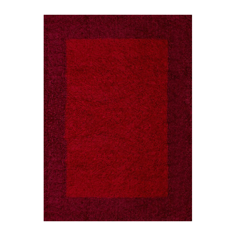 Kusový koberec Life Shaggy 1503 red