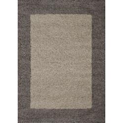 Kusový koberec Life Shaggy 1503 taupe