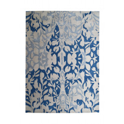 Ručně tkaný kusový koberec Blue Harmony