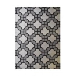 Ručně tkaný kusový koberec Modern Symetry