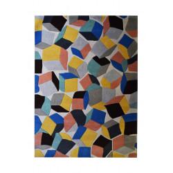 Ručně tkaný kusový koberec Cubic Dream